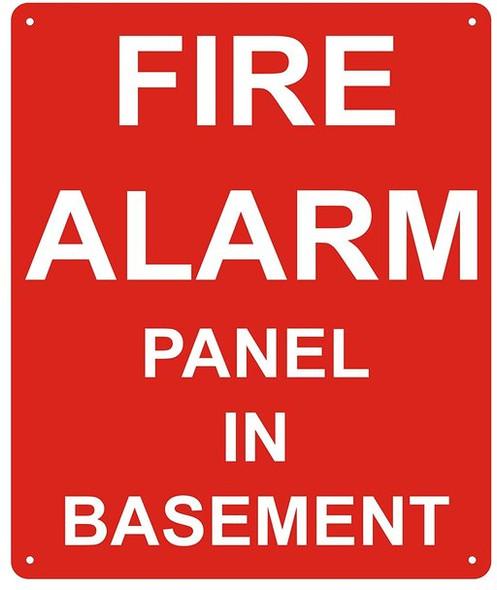 FIRE Alarm Panel in Basement