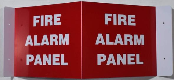 FIRE Alarm Panel D Projection /FIRE Alarm Panel  Hallway