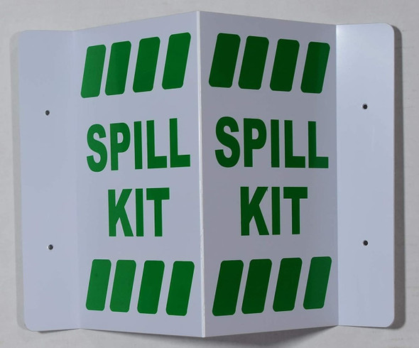Spill KITD Projection Sign/Spill KIT Hallway Sign