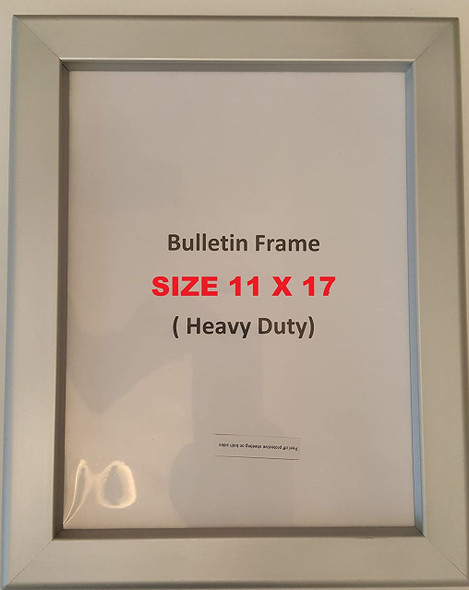Hallway/Lobby Notice Frame