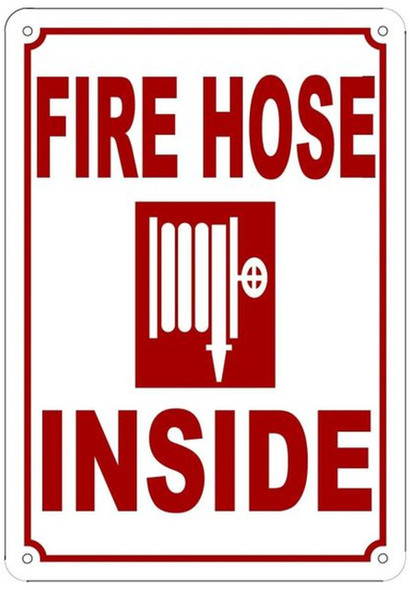 FIRE Hose Inside