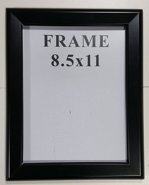 Black Snap Frame