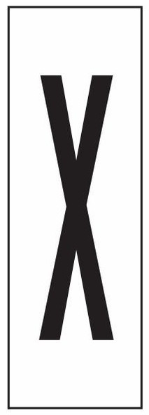 """PHOTOLUMINESCENT DOOR NUMBER X SIGN HEAVY DUTY / GLOW IN THE DARK """"DOOR NUMBER"""" SIGN HEAVY DUTY (ALUMINUM SIGN/ APARTMENT AND EMERGENCY MARKINGS 1.5 X 0.5)"""