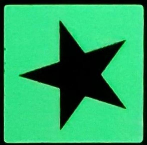 GLOW IN DARK STAR EMERGENCY
