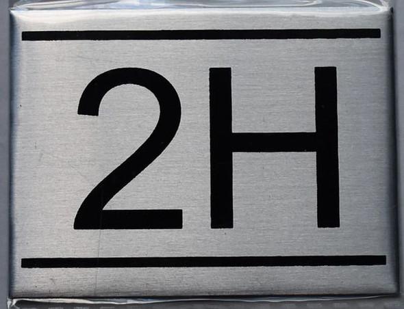 APARTMENT NUMBER  - 2H