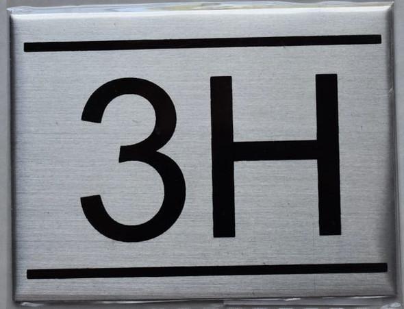 APARTMENT NUMBER  - 3H