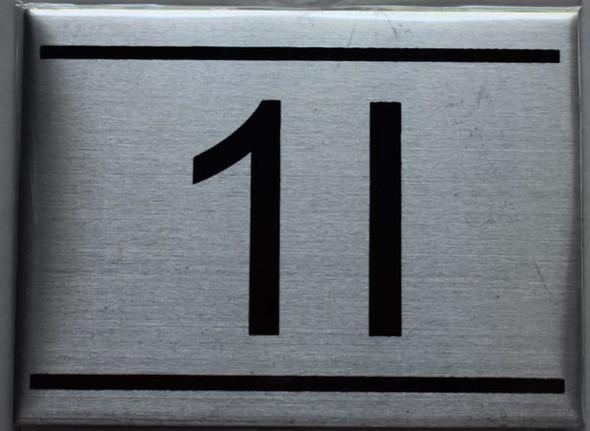APARTMENT NUMBER  - 1I
