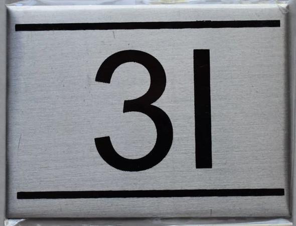 APARTMENT NUMBER  - 3I