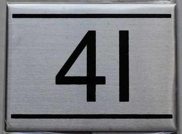 APARTMENT NUMBER  - 4I