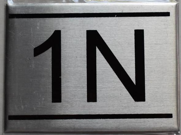 APARTMENT NUMBER  - 1N