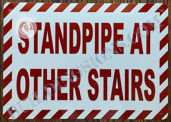 Standpipe at Other Stairs