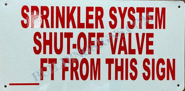 Sprinkler System Shut-Off Valve_FT from This Sign Sign