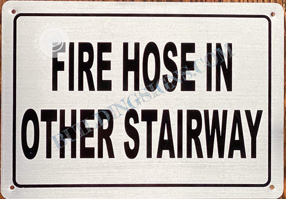 FIRE Hose in Other Singange