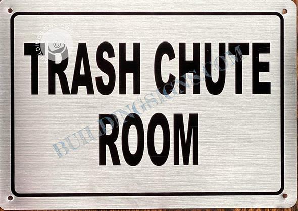 Trash Chute Room  Singange
