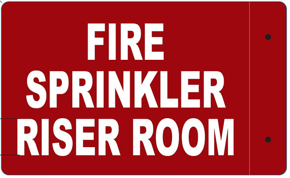 FIRE Sprinkler Riser Room Projection - FIRE Sprinkler Riser Room Singange