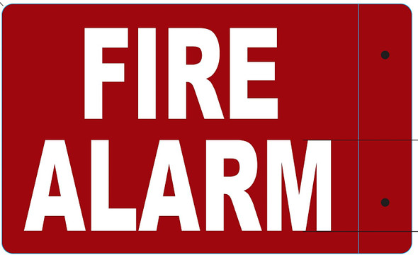 FIRE Alarm Projection -FIRE Alarm Inside 3D   Aluminium, Singange