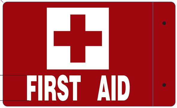First AID Projection -First AID Projection 3D   Aluminium, Singange