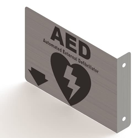 AED Projection Sign- AED 3D Sign