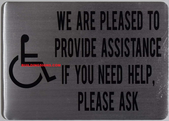 WE are Please to Provide Assistance IF You Need Help Please Ask