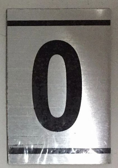 Number Sign  -0