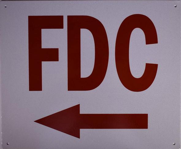 FDC Arrow Left