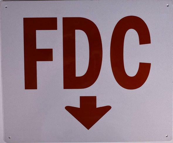 FDC Arrow Down