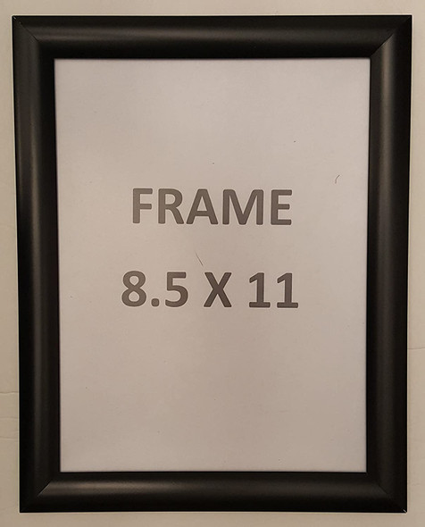 Lot 10 pcs-  Snap Poster Frame/ Picture Frame / notice frame Front Load Easy Open Snap frame