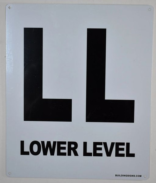 Lower Level Sign-Grand Canyon Line