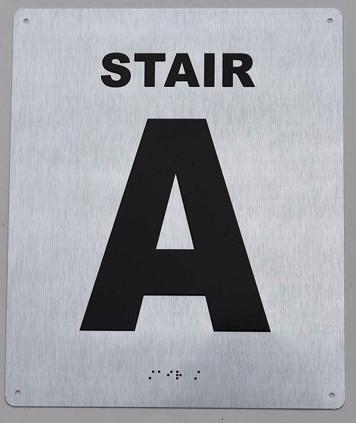 Stair A  -Tactile s Tactile s  Tactile Touch Braille  - The Sensation line