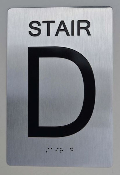 STAIR D ADA  -Tactile s The sensation line