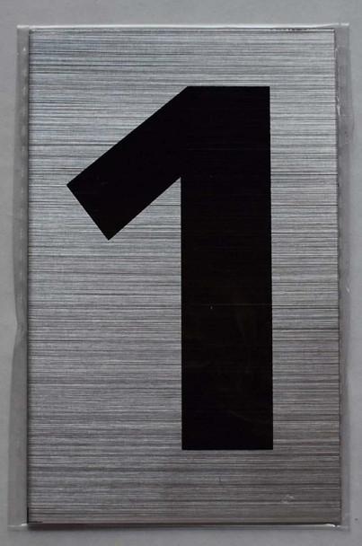 Apartment Number - one (1)  - Porte D'argent line