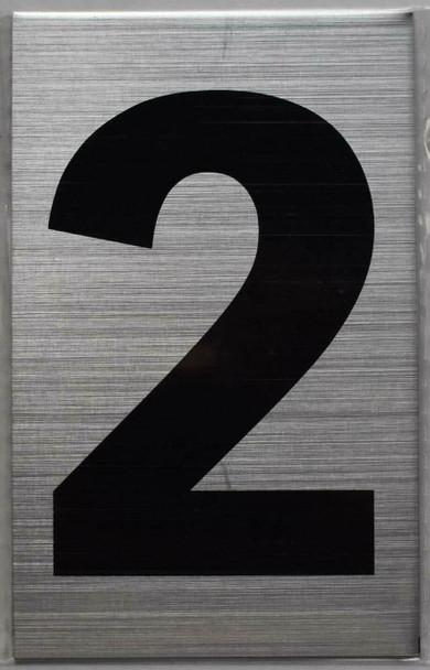 Apartment Number  Two (2)  - Porte D'argent line