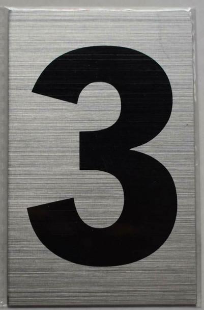 Apartment Number  - Three (3) - Porte D'argent line