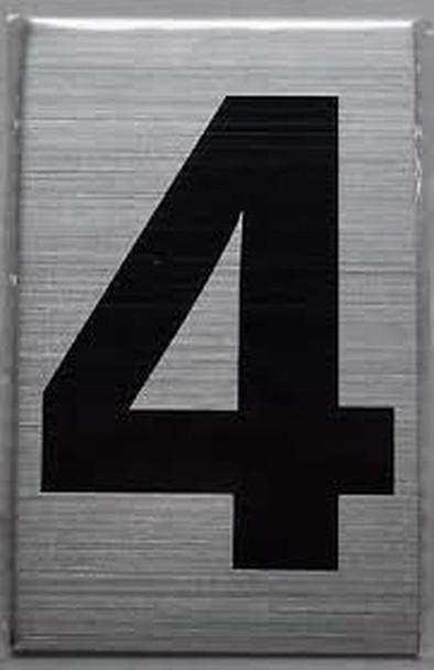 Apartment Number  Four (4)  - Porte D'argent line