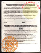 Gas Leak Notice HPD NEW YORK
