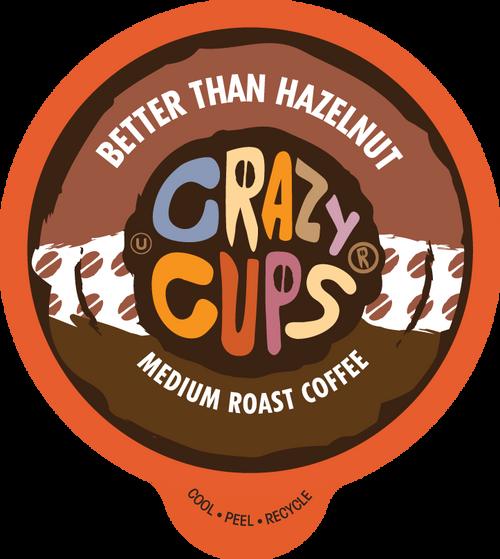 Better Than Hazelnut by Crazy Cups