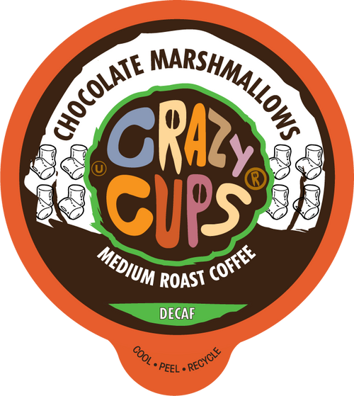 Decaf Chocolate Marshmallows by Crazy Cups