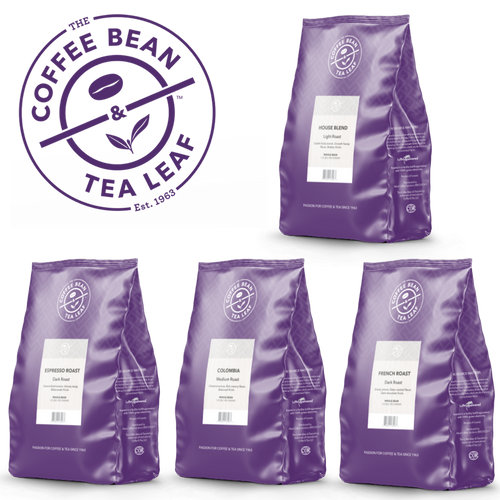 Coffee Bean & Tea Leaf Whole Bean Coffee