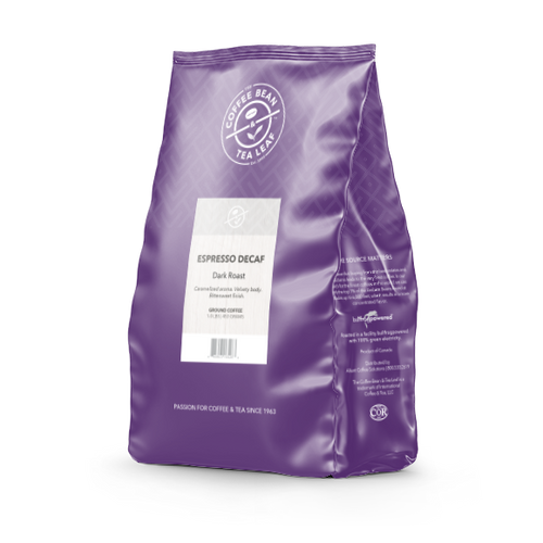 Coffee Bean & Tea Leaf Premium Decaf Ground Coffee