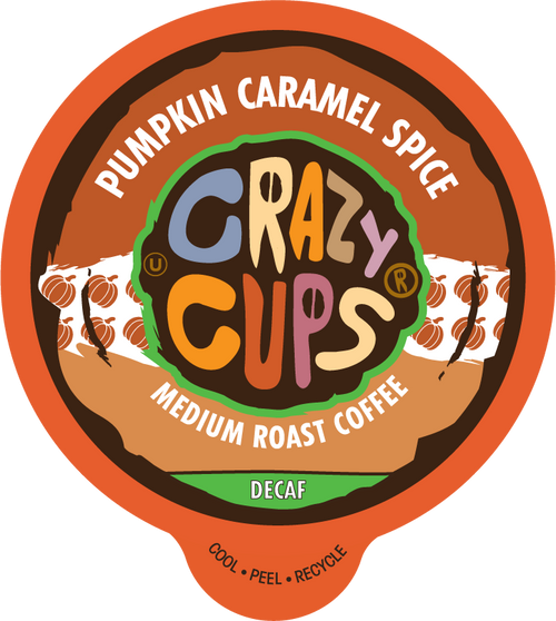 Pumpkin Caramel Spice DECAF by Crazy Cups