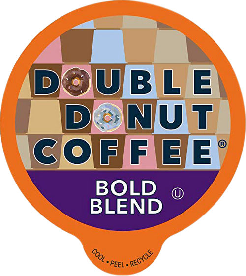 Bold Blend Coffee by Double Donut