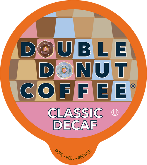 Classic Decaf Coffee by Double Donut