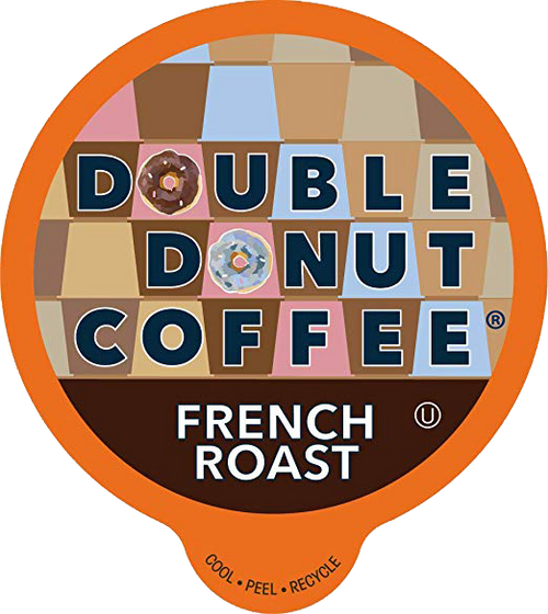 French Roast Coffee by Double Donut