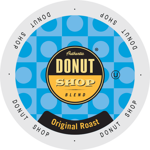 Original Roast Coffee by Authentic Donut Shop