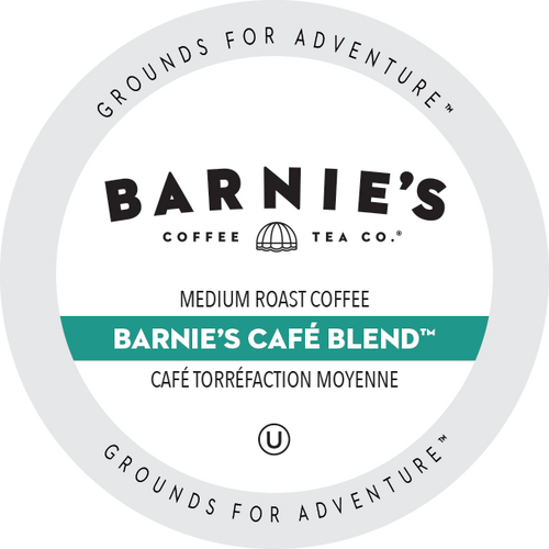 Cafe Blend Coffee from Barnie's