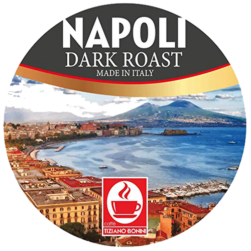 Napoli Dark Roast Coffee by Caffe Bonini