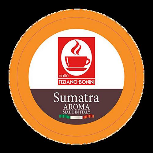 Sumatra Nespresso Espresso 50 Count by Caffe Bonini