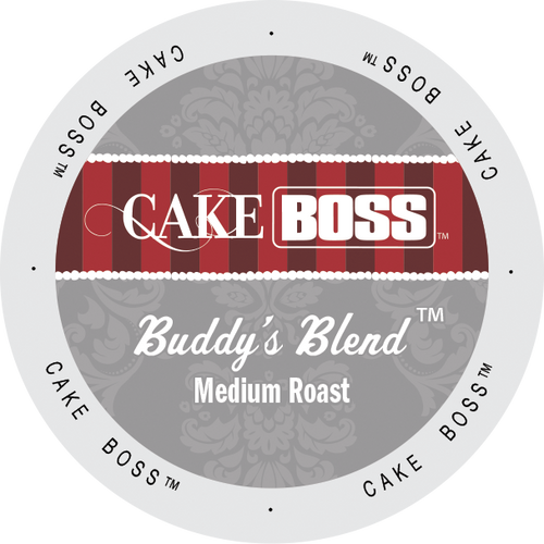 Buddy's Blend Coffee by Cake Boss