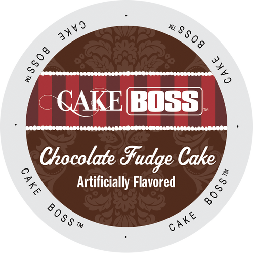 Chocolate Fudge Cake Flavored Coffee by Cake Boss