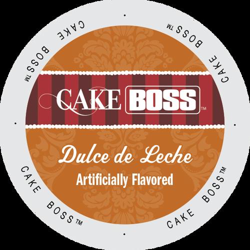 Dulce de Leche Flavored Coffee by Cake Boss